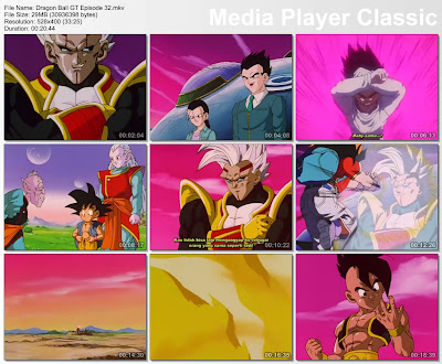 Download Film / Anime Dragon Ball GT Episode 32 Bahasa Indonesia