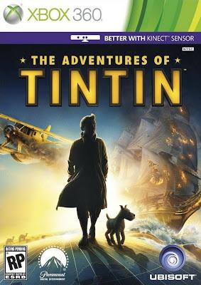 Le avventure di Tintin: Il Segreto dell'Unicorno Xbox 360