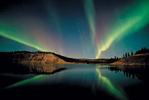 aurora borealis research paper An aurora borealis-like phenomenon observable in canada — but much  now  a research paper has shed light on what steve actually is, and.