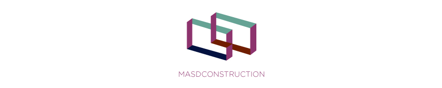 MASDCONSTRUCTION - design + process + life  of  Marcos Silva