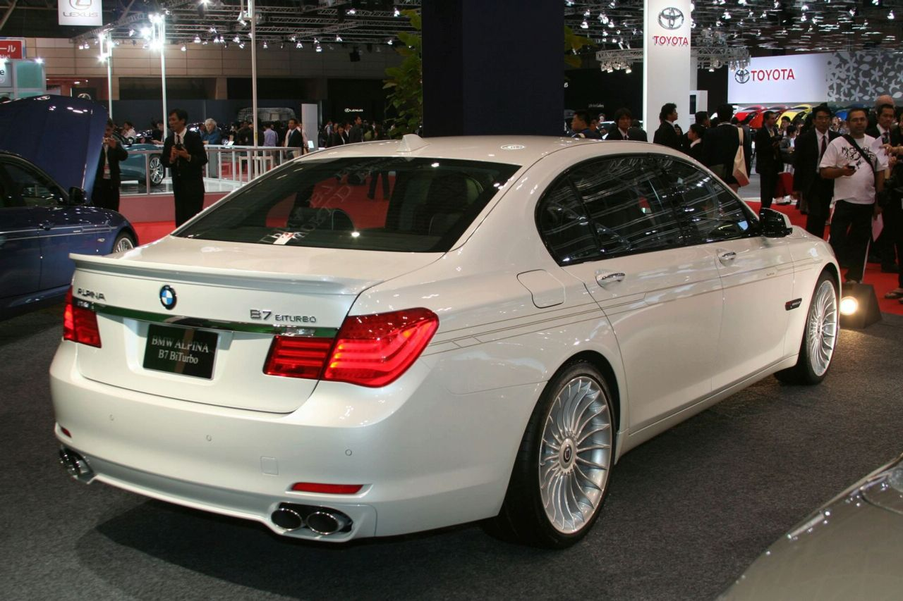 Sport Cars Bmw Alpina B7 2012 Nice Car