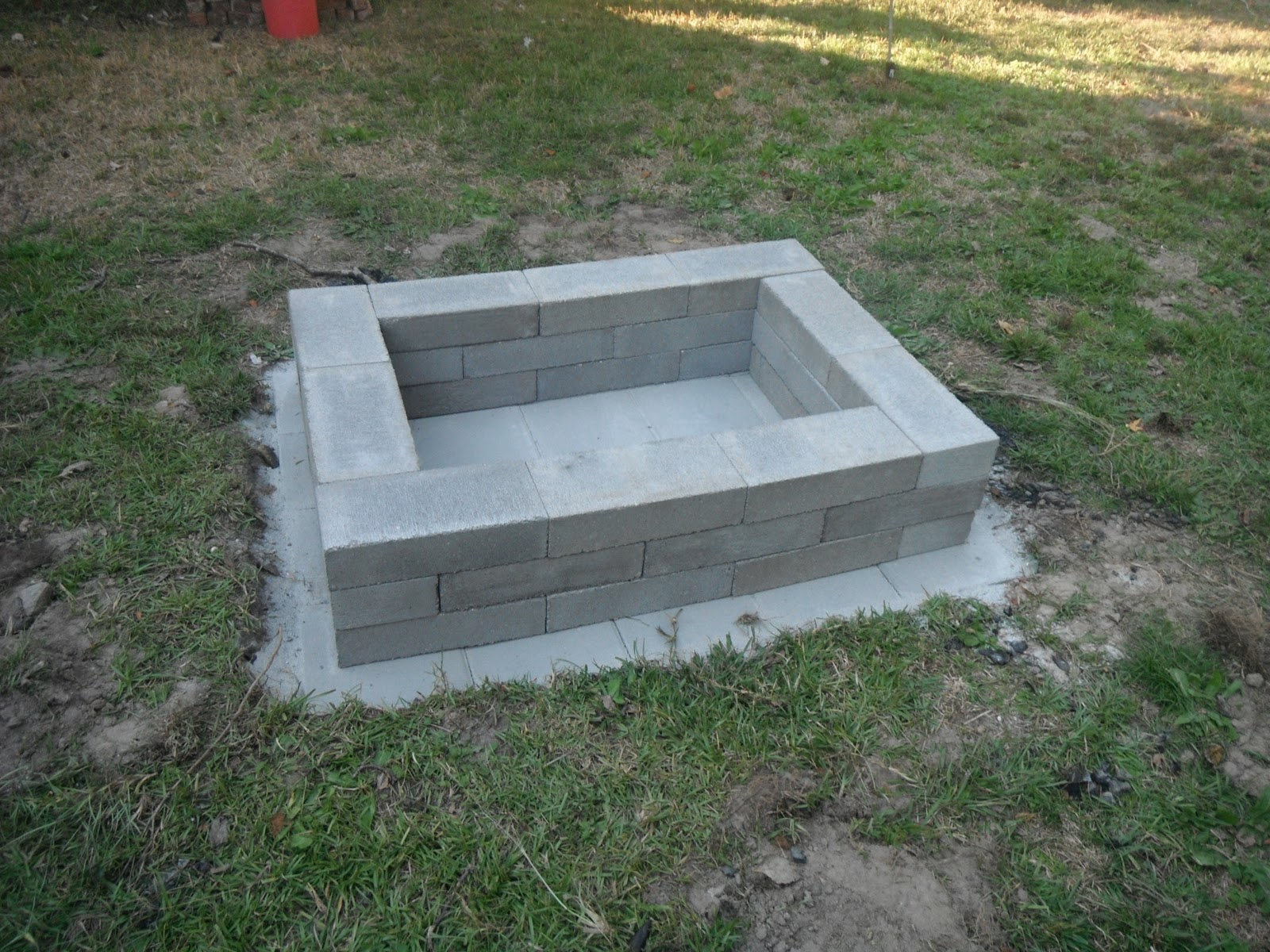Deals steals and heels what happens when husbands are for How to build a fire pit with concrete blocks