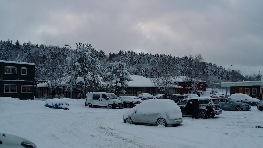 noruegas hermosas ciutat vella