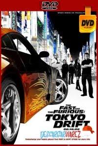 Rápido y furioso: Reto Tokio (2006) DVDRip Latino