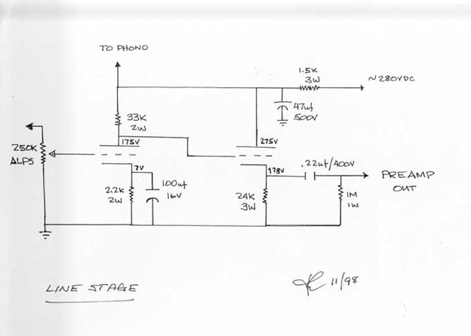 Mosfet  lifier Circuits together with Alembic F 2b Pre likewise Dc To Dc Converter 12 V To  C2 B138 V also 300b 2 also Je Labs Mono Playback. on tube amp power supply schematic