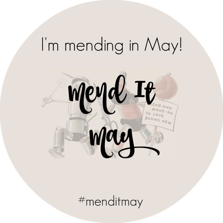 Mend It in May