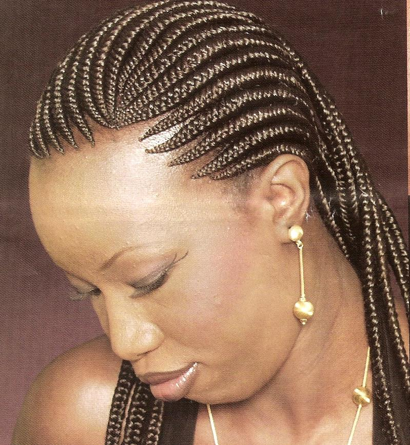 Common Hair Styles for Nigerian School Girls