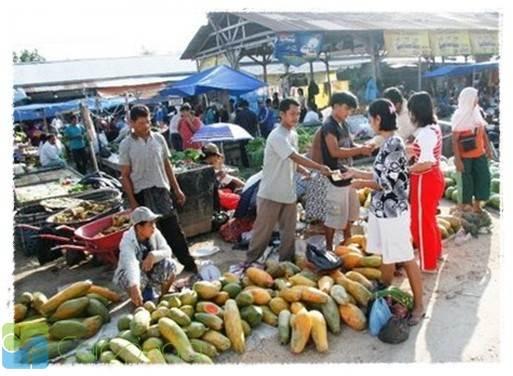 contoh masalah perekonomian yang masih terjadi di Indonesia