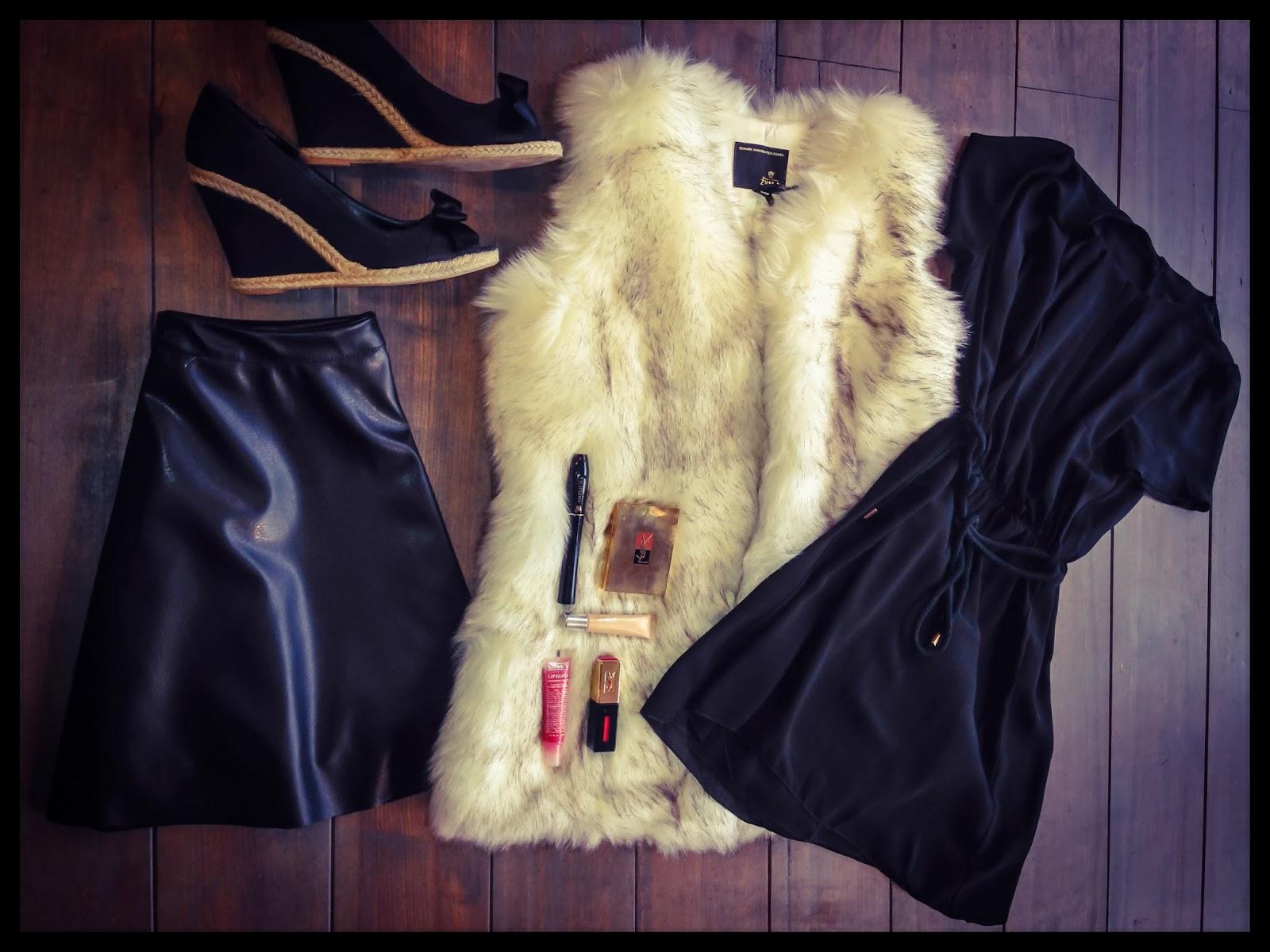 outfit fashion week black