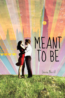 Meant To Be by Lauren Morrill book cover