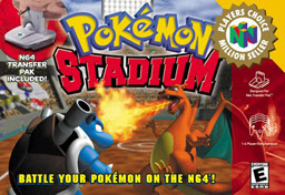 Download Pokemon Stadium Emulator Online ROM Play