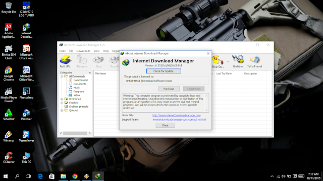Internet Download Manager 6.25 Full Patch