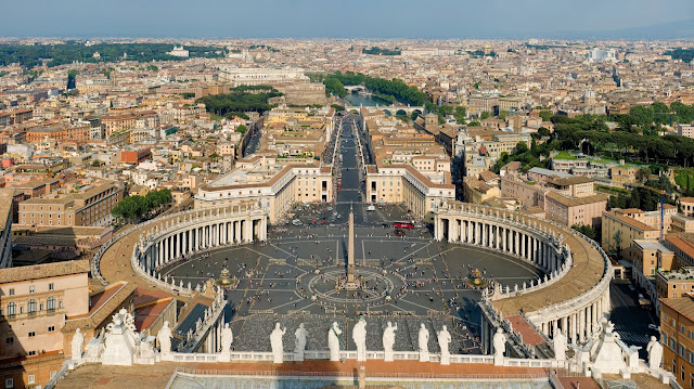 WORLD's SMALLEST COUNTRY ( VATICAN CITY )