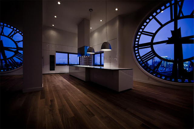 The Most Expensive Clock Tower Penthouse In Brooklyn, New York