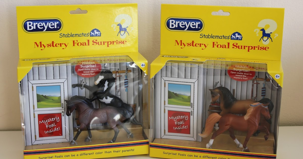 Breyer Stablemates Mystery Foal Surprise Family 11