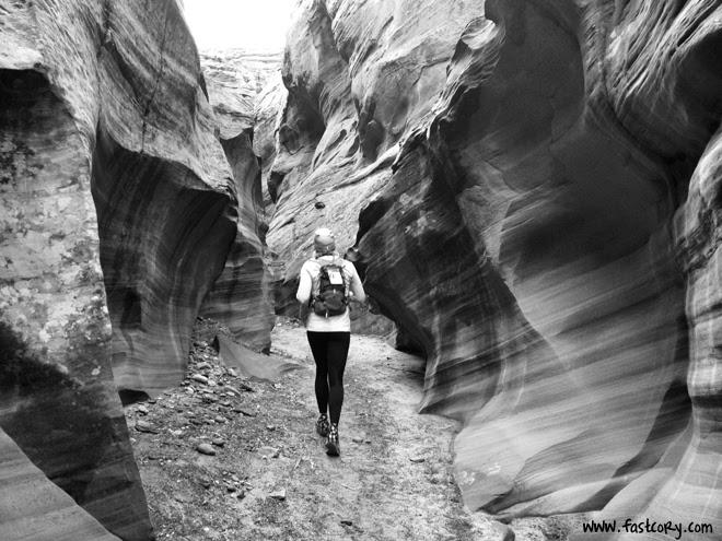 Antelope Canyon 50 miler, 50k race