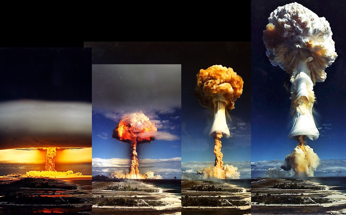 a critical point of view on nuclear testing