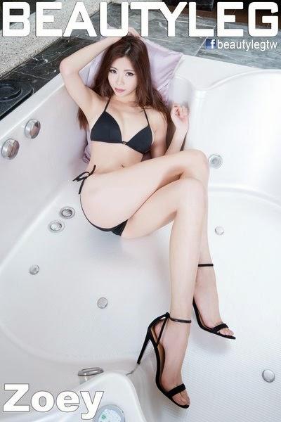 1076a BeautyLeg No.1076 Zoey 12070