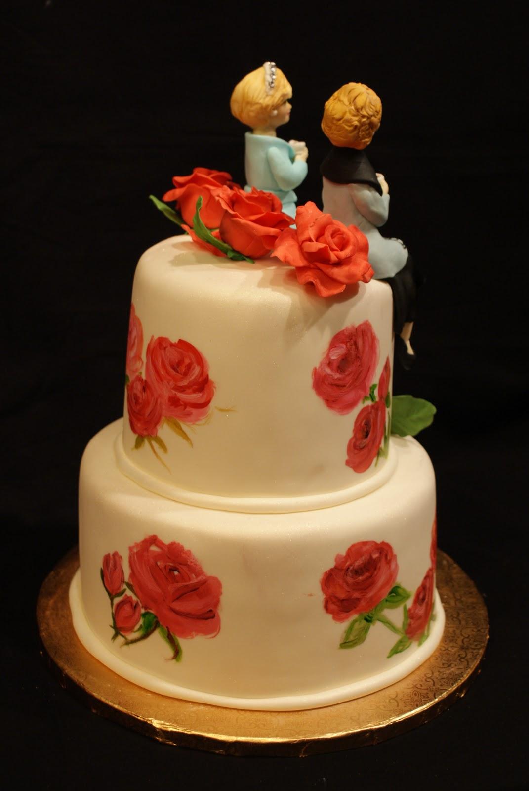 A keen cake impression - Impression gateau ...