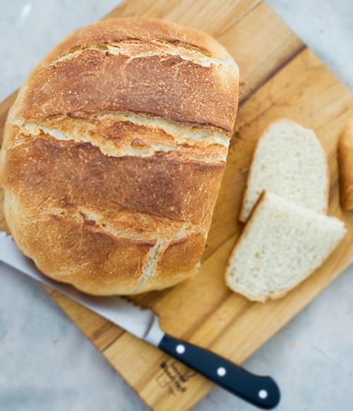 recipe: mock sourdough bread [1]
