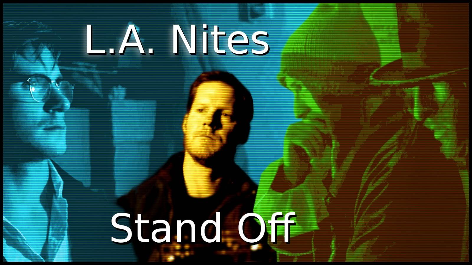 L.A. Nites web series Caleb Manci Garrett Hughes Erik Peterson Jacob Cormier