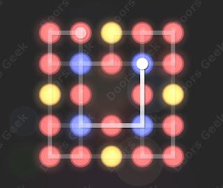 Neon Hack [Mind Teaser] Level 23 Doors Geek #1: Neon Hack Mind Teaser Level 23
