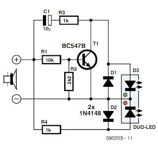how to make a simple audio amplifier at home