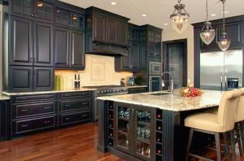 Espresso kitchen cabinets from rta kitchen cabinets for Best quality rta kitchen cabinets