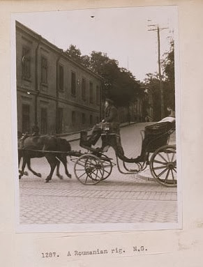 O trasura romanesca