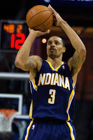 What is the height of George Hill?