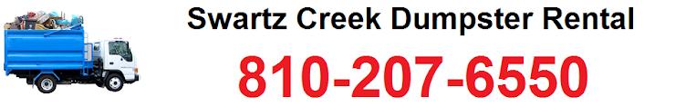 Swartz Creek Dumpster Rental