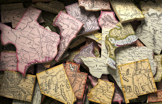 Resources are available in every state, like in the map puzzle pictured.