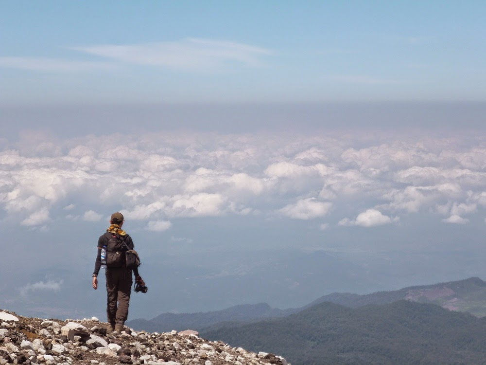 """Mount Slamet, Jawa Tengah, Indonesia"""
