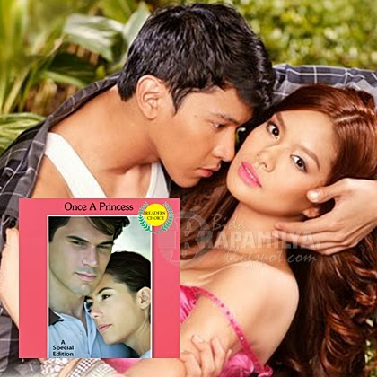 Enchong Dee and Erich Gonzales Reunite in Movie 'Once A Princess'