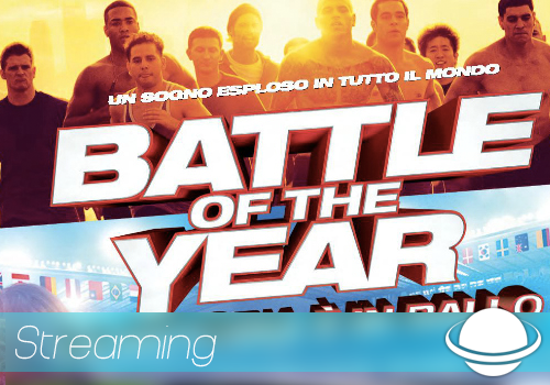 Battle of the Year streaming film completo italiano
