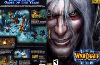 Free Download Games Warcraft 3 The Frozen Throne Full Version