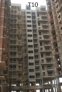 Amrapali La Residentia :: Construction Update t10
