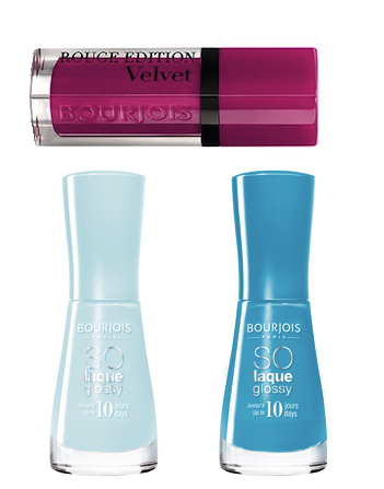 bourjois so lacque gloss, bourjois rouge edition velvet pink pong