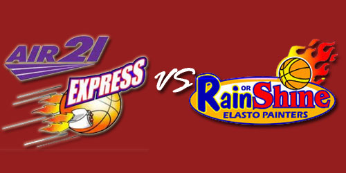 Watch Live Air21 Express vs Rain or Shine PBA Stream February 27, 2013