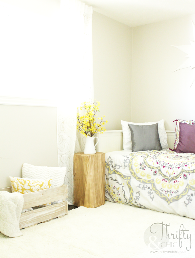 Thrifty and chic diy projects and home decor for B q design your own bedroom