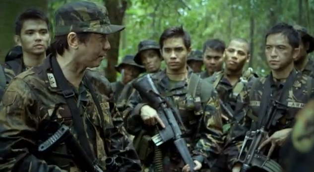 Shake, Rattle, and Roll 14 2012 metro manila film festival entry about a Filipino military troupe versus zombies starring Dennis Trillo, Paulo Avelino, Mart Escudero, JC Tiuseco