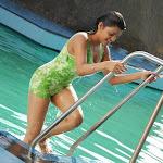 Tashu Kaushik Bikini Stills In Dussasana Telugu Movie