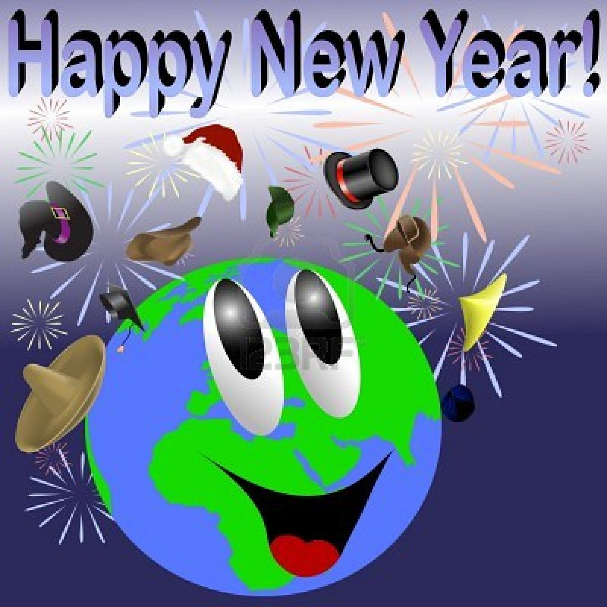 Happy new year european american blog - Happy new year sound europe ...