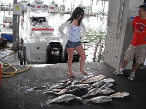 Galveston Texas Fishing Reports 4 30 2011 Galveston