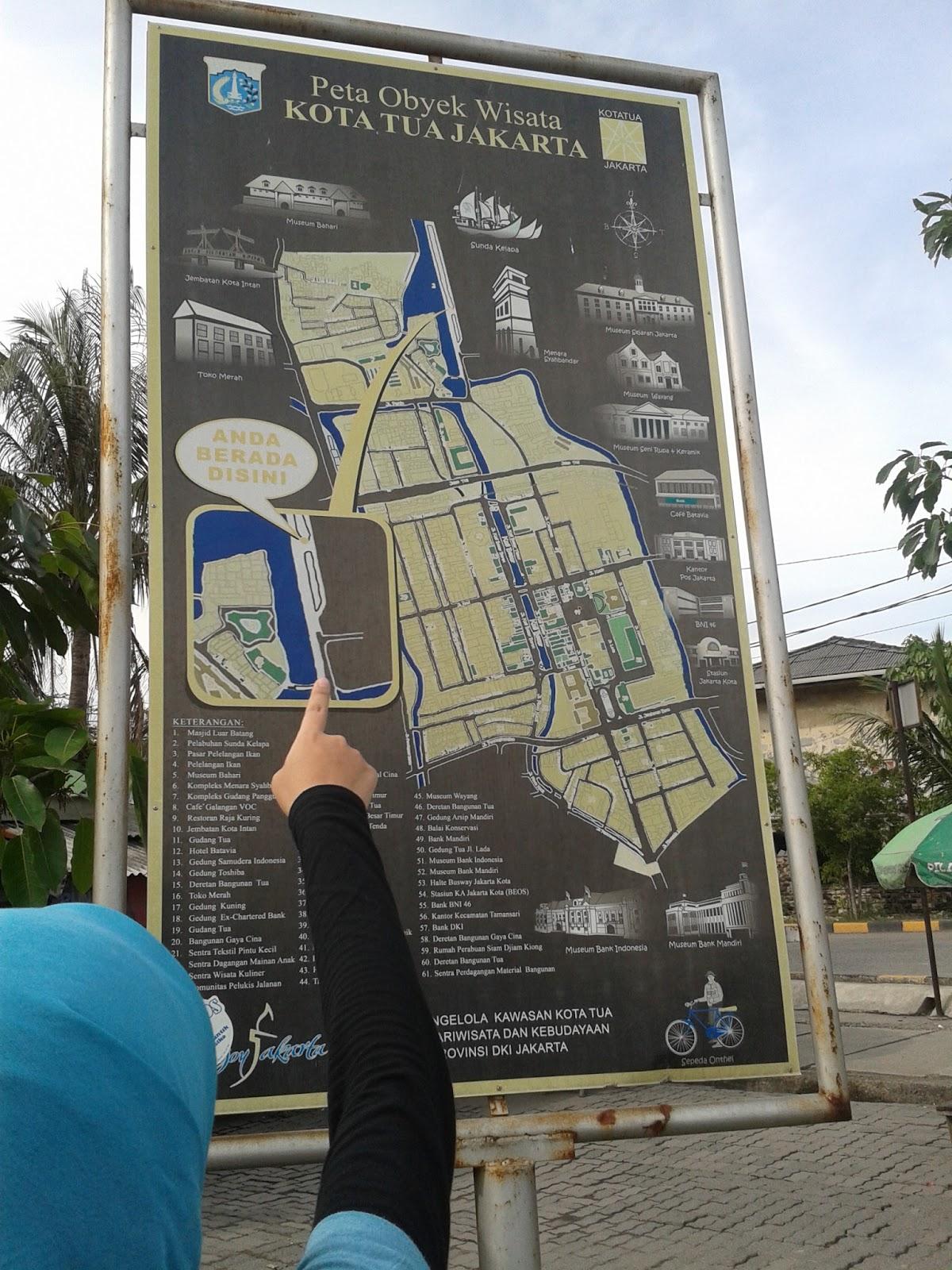 Sahabat Zieran: One day trip to Kota Tua Jakarta, The Last