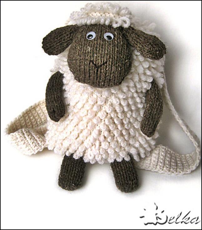 Patron mochilas crochet - Imagui