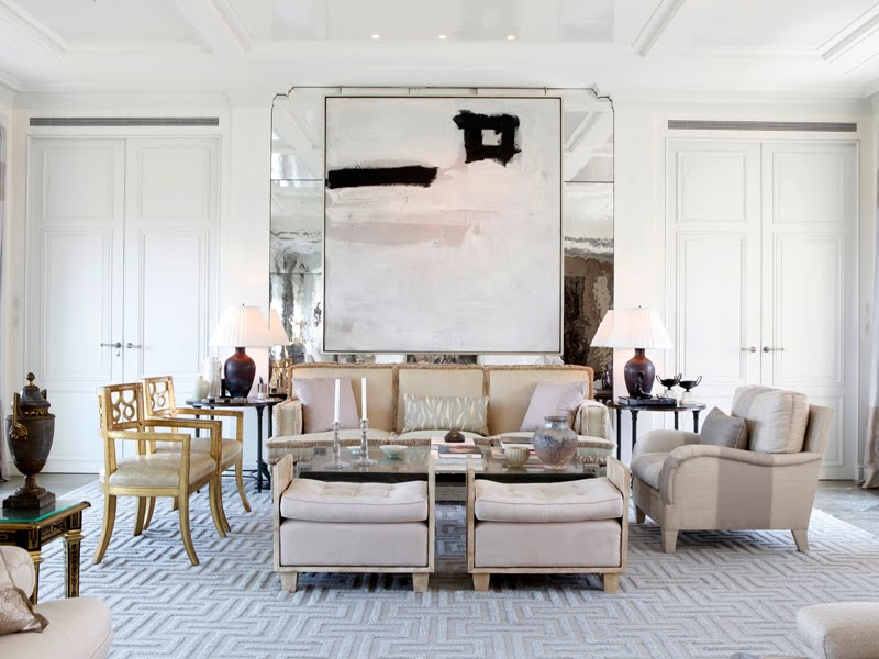 See This House A 50 Million Dollar New York City Pied A Terre Designed By Michael Smith