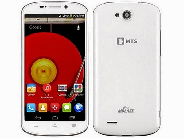 MTS Blaze 5.0 Android Phone