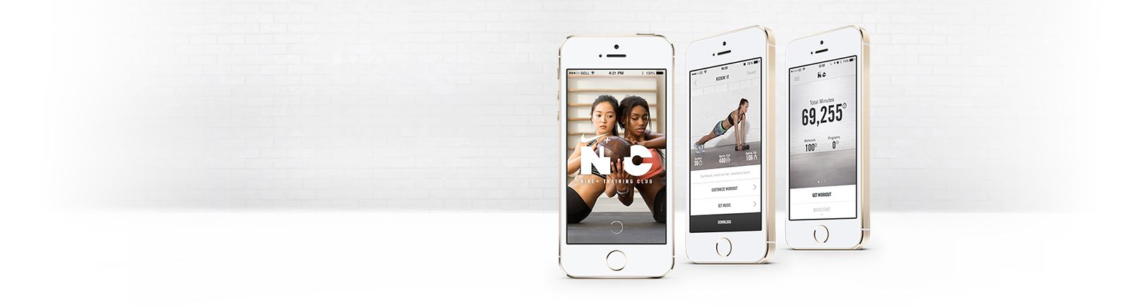 UK Lifestyle Fitness and Beauty Blogger Reviewing Nike Training Club App