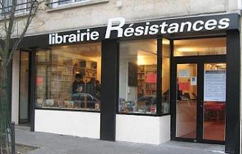 Bienvenue à la Librairie Résistances